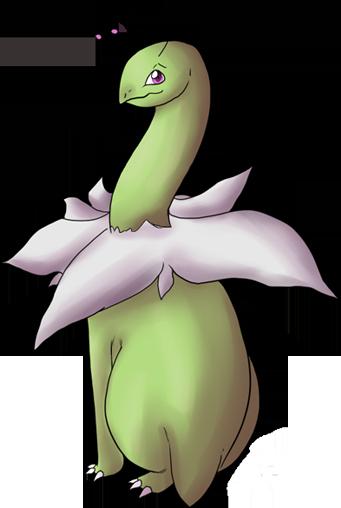 Magnolia the Pure Meganium [Inactive] MagnoliaResize