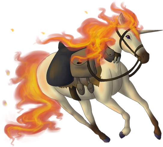 Orobas the Rapidash, Armonia's Son [inactive] OrobasResize
