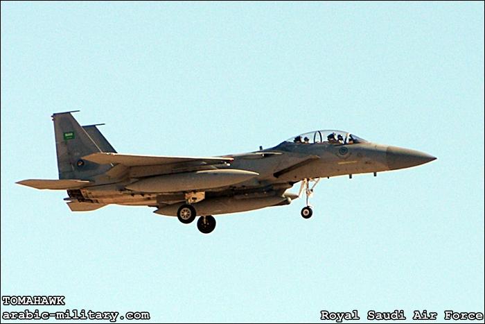الشامل وبالتفصيل الممل عن تاريخ القوات الجويه السعوديه<<الصقور الخضر>> Saudi-F-15-2008-02-01a