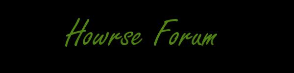 Howrse Forum