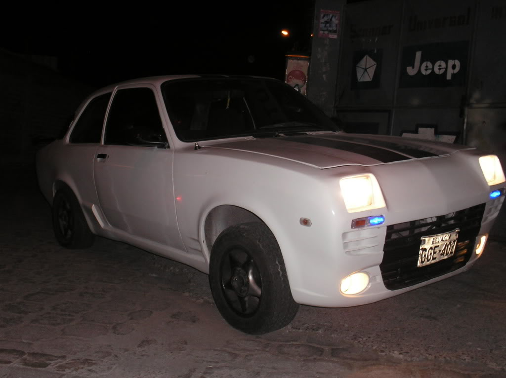 aki estan uans fotosd de como va mi coche!! P1010002