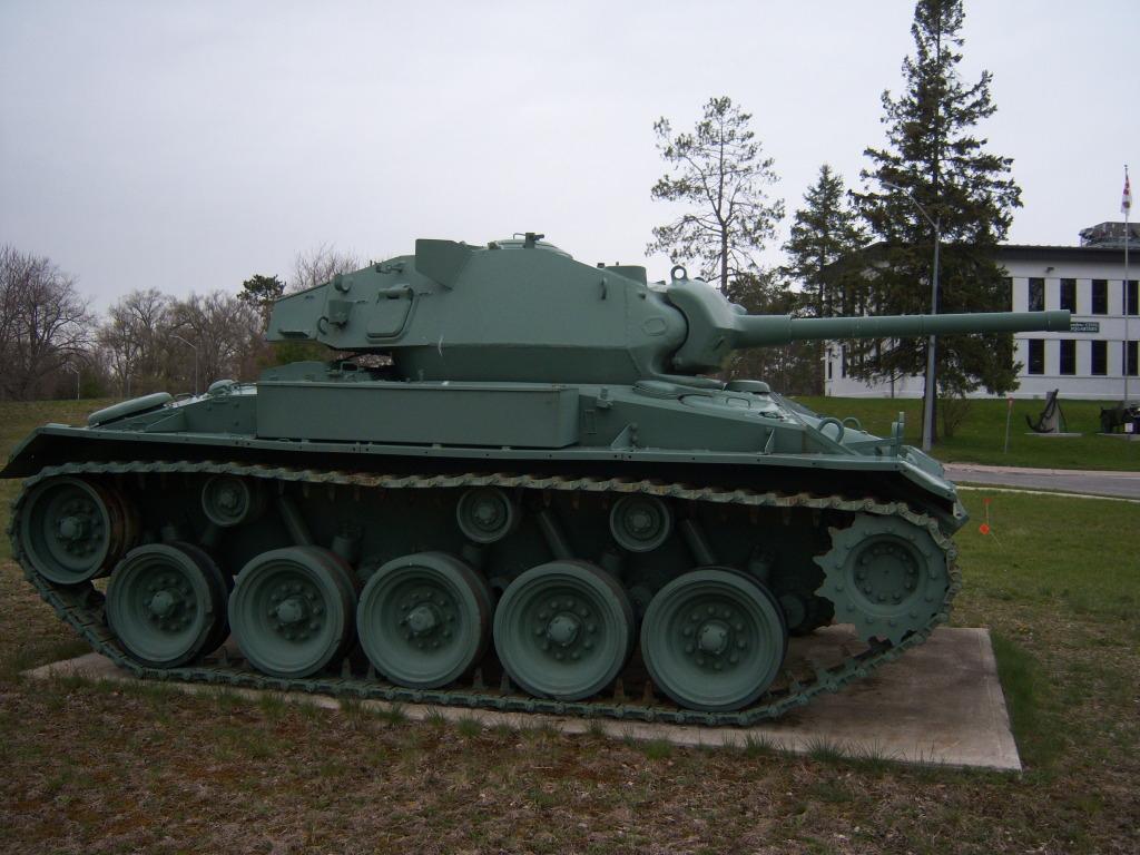 Armour at Candian Forces Base Borden 100_7180-Copy