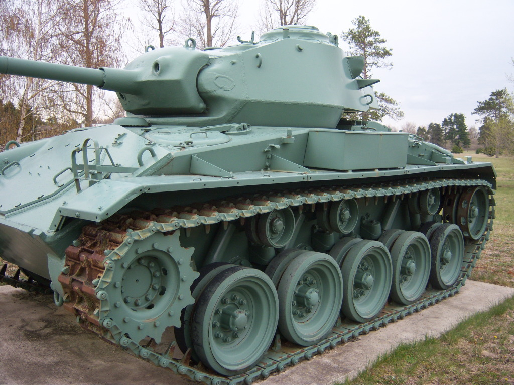Armour at Candian Forces Base Borden 100_7182