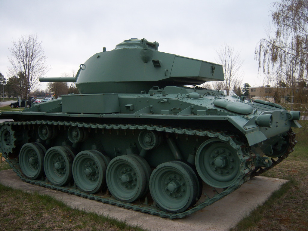 Armour at Candian Forces Base Borden 100_7183
