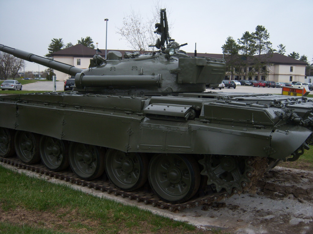 Armour at Candian Forces Base Borden 100_7189