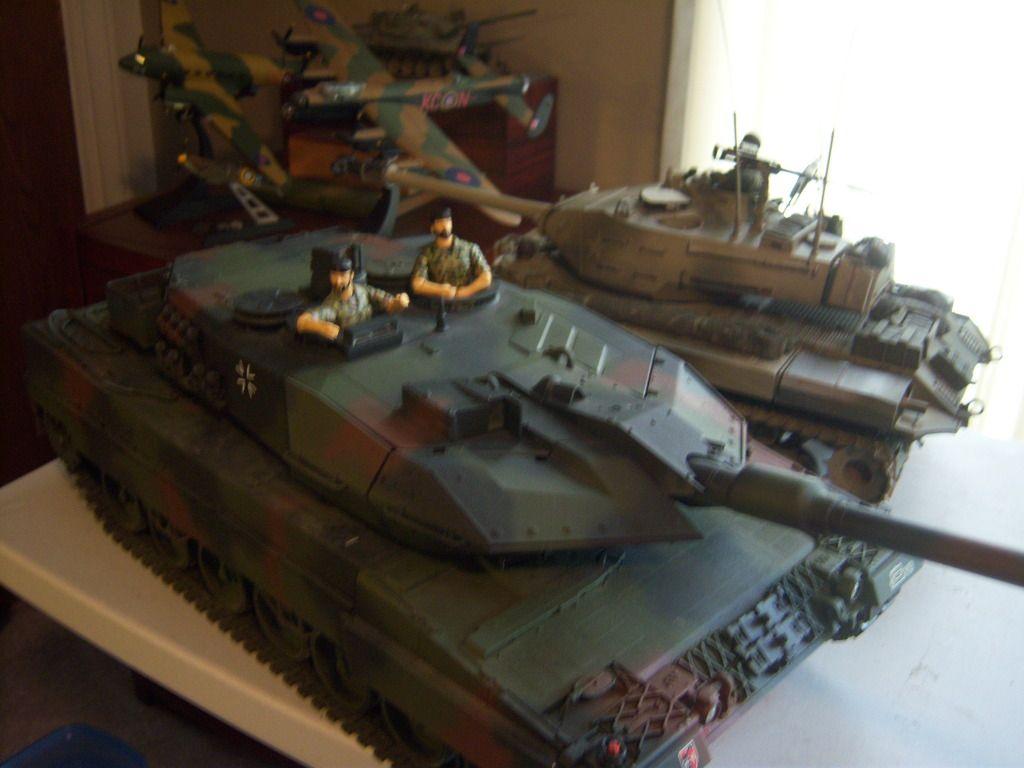 My M-41 Bulldog 2A6Leopard010