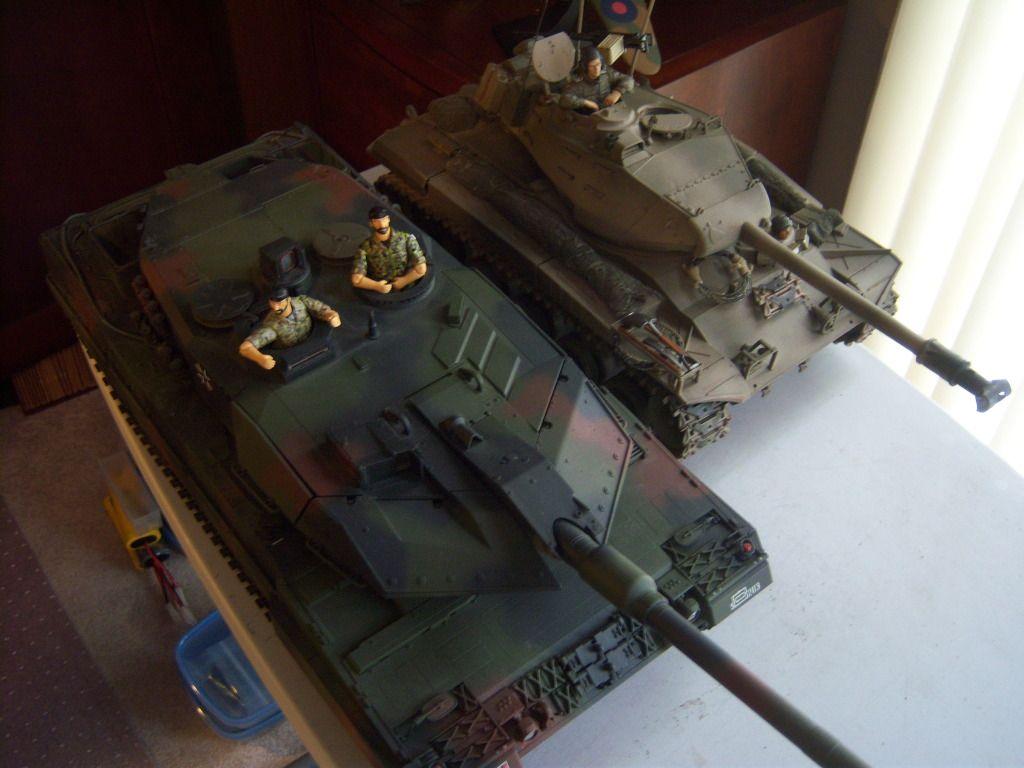 My M-41 Bulldog 2A6Leopard012