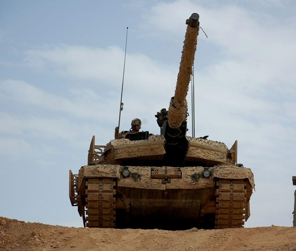 2A6M Leopard in Afaganistan photo's taken by war correspondent DSC_0722