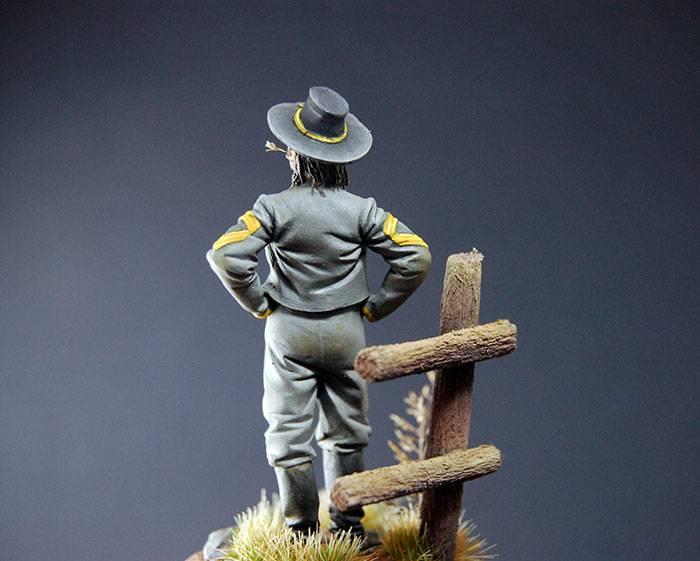 Sergeant Major Confederate Cavalry, 1862 - Art Girona 54mm DSC_1617_700px_zps87bun5ty