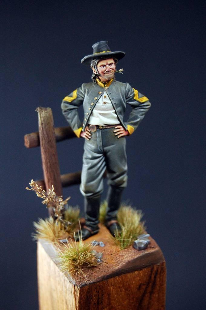 Sergeant Major Confederate Cavalry, 1862 - Art Girona 54mm DSC_1624_700px_zps4rpvzam1