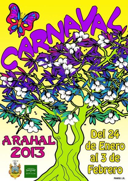 Cartel del Carnaval de Arahal 2013 717890169_zps84f167d7