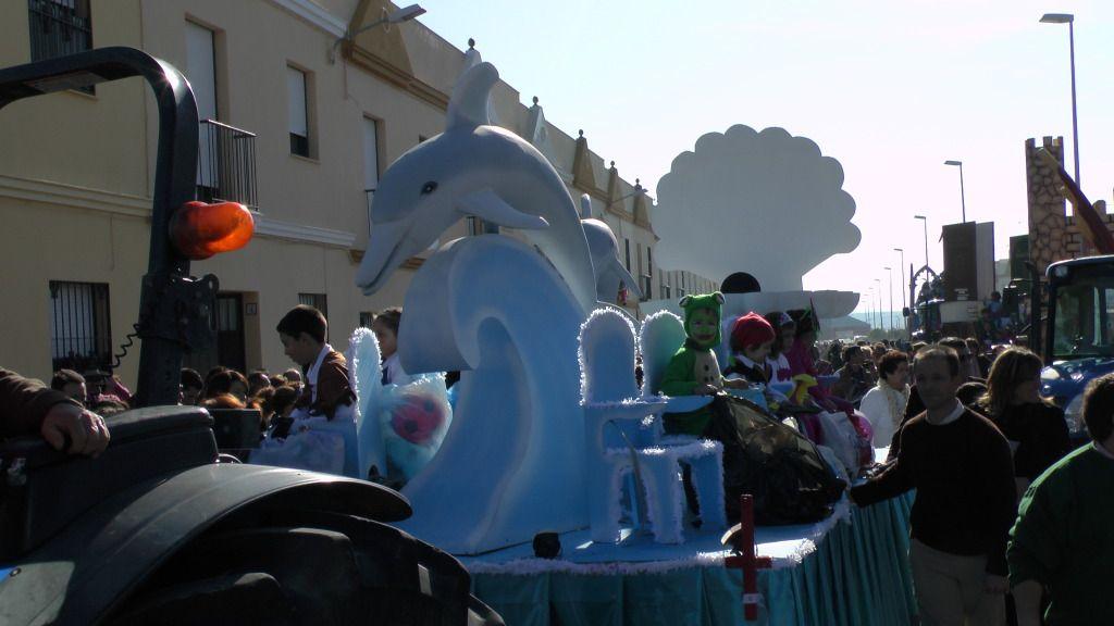 Cabalgata de Reyes Magos en los Barrios de Arahal 2013 S1230205_zps02b14fc8