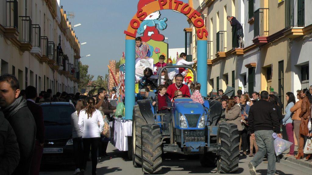 Cabalgata de Reyes Magos en los Barrios de Arahal 2013 S1230212_zps021a9e3e