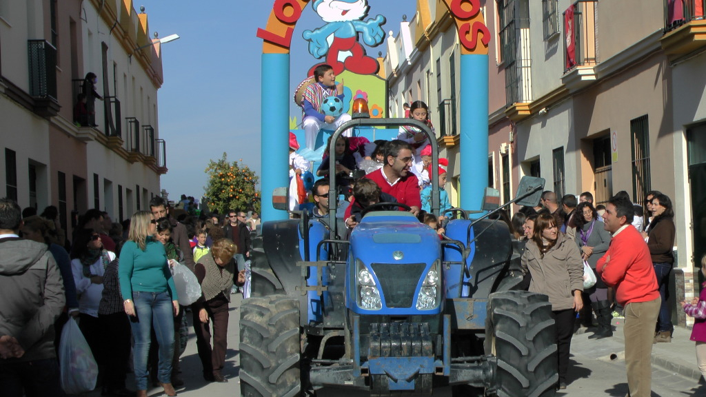 Cabalgata de Reyes Magos en los Barrios de Arahal 2013 S1230235_zps65755b0e