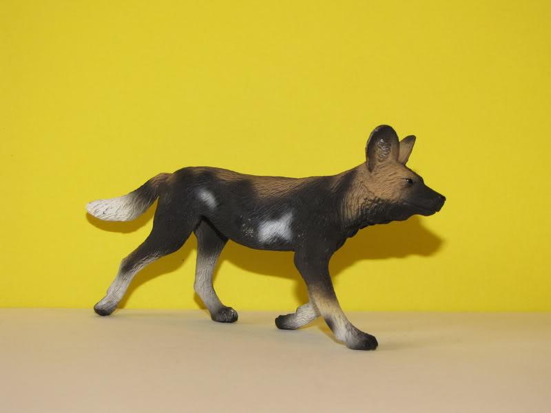 Mojo Fun African wild dog walkaround IMG_5673