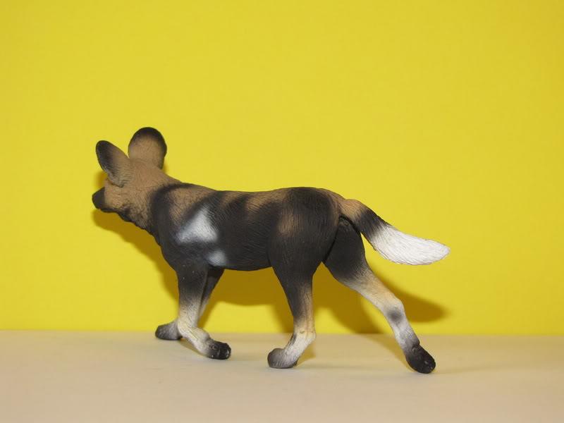 Mojo Fun African wild dog walkaround IMG_5679