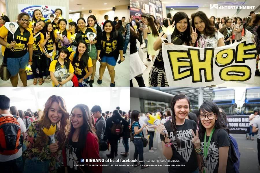 [Pics] Fotos oficiales del Alive GALAXY Tour 2012 en Manila~ Official16