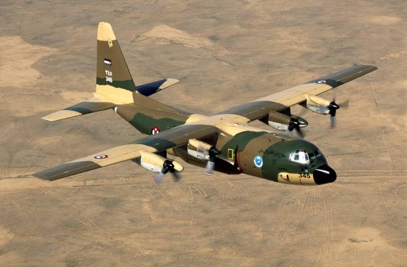 Fuerzas Armadas de Jordania C130_002