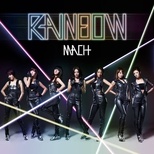 "Rainbow >> Single ""MACH"" - Página 2 CD"