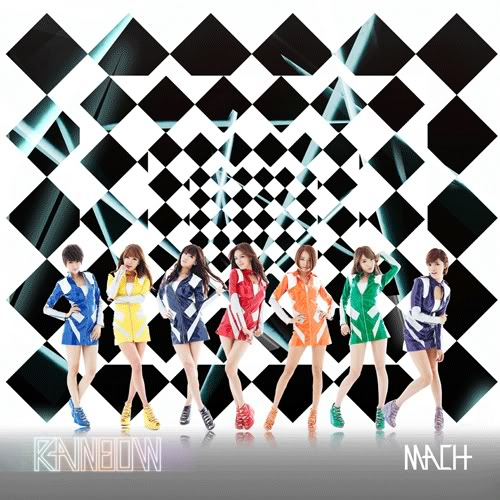 "Rainbow >> Single ""MACH"" - Página 2 CDDVD"