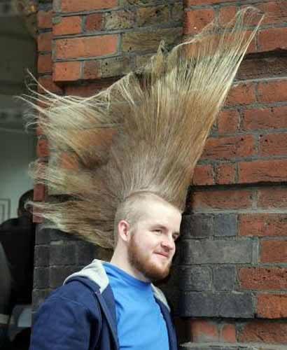 喜歡抓頭髮嗎?看看啥叫做屌! Aaa
