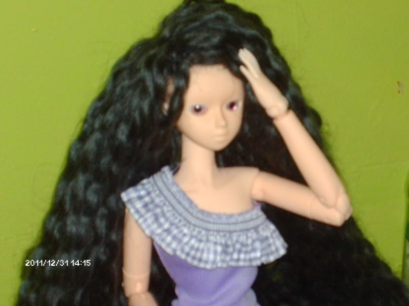 [Obitsu 1/6 Gretel] Abby, Make-up fait, photo bas p.1 DollObitsu011
