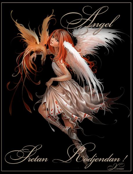 Angel AngelSretno