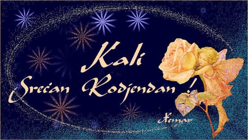 Kali sve najlepse Kali