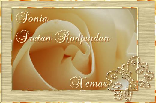 Sonia srecan rodjendan SoniaCestitka