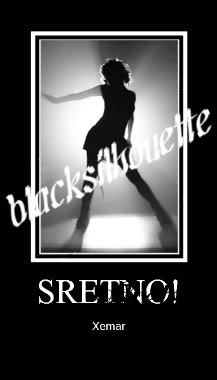 blacksilhouette srecan rodjendan Silhouettebnw-1