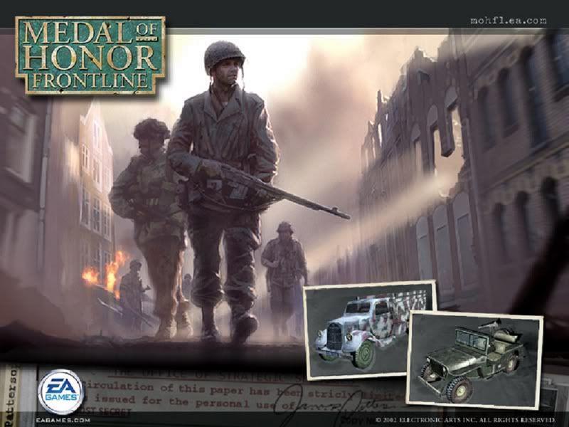 Medal Of Honor: Airborne MedalofHonor-Frontline