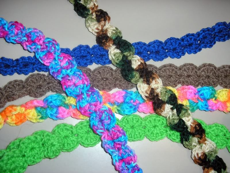 Terri's 2009 UFO List CrochetSkinnyScarves