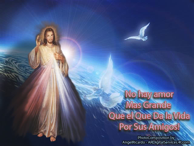 HAPPY EASTER .... Feliz Sabado de Gloria - Página 3 JesusResucitado