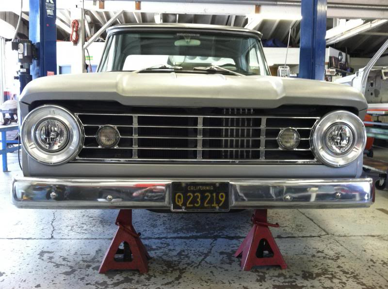 Bagged '67 D100 Image-11