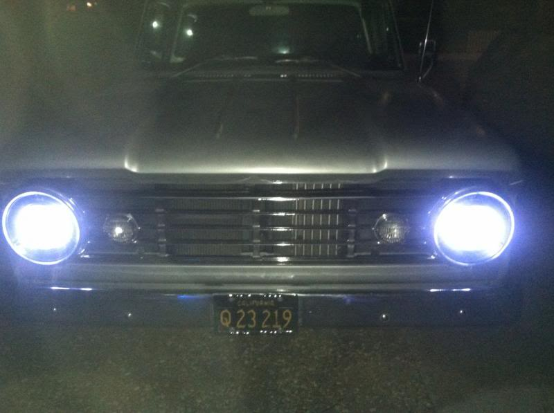 Bagged '67 D100 Image-4