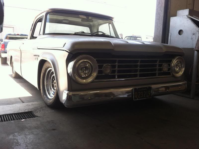 Bagged '67 D100 Image-7