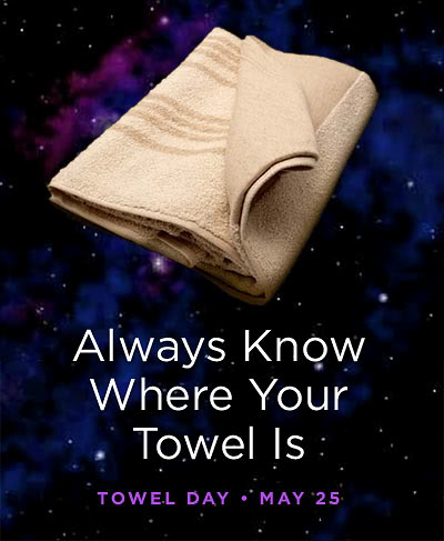 GD: Welcome to our little section of hell - Page 2 TowelDay
