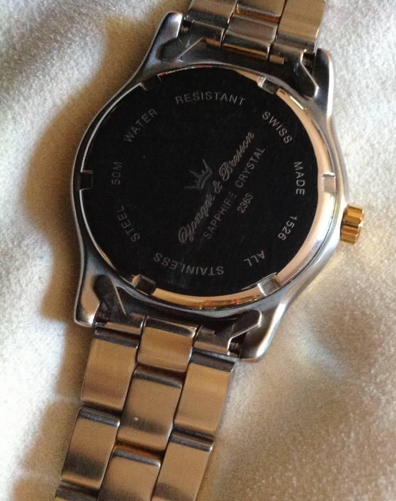 Des montres à la qualité suisse .... C939336e84471c0b015c54b1c899bab1
