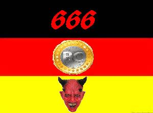 2013-2016 : 666, PUCES IMPLANTABLES, RFID, NANOTECHNOLOGIES, NEUROSCIENCES, N.B.I.C., TRANSHUMANISME ET CYBERNETIQUE ! - Page 3 Germanflag_666_bitcoin_zpsb3b6f0dc