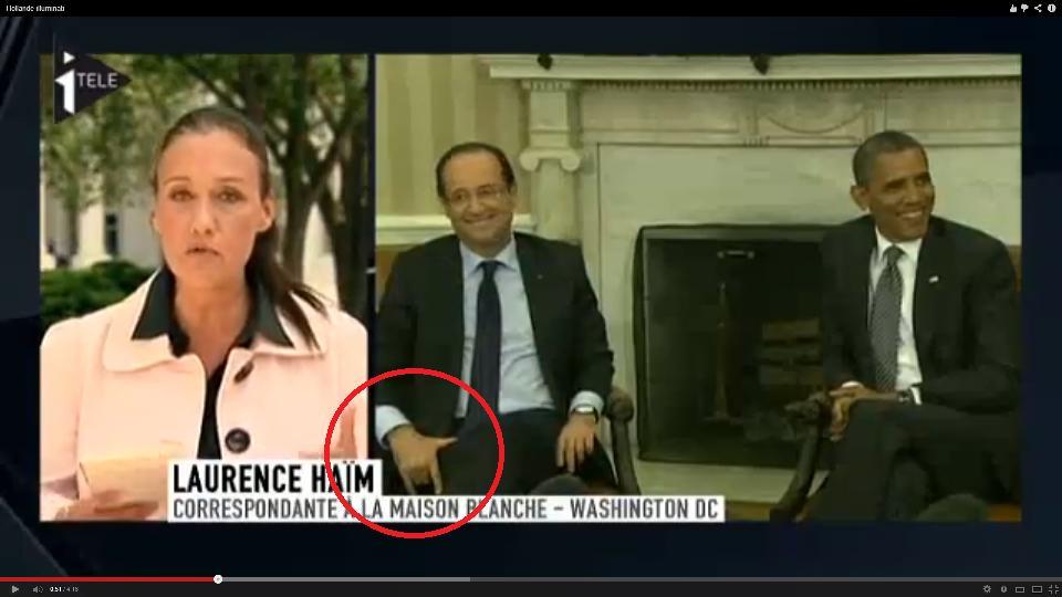 NOUVEL ORDRE MONDIAL : DE QUOI SE COMPOSE-T-IL, ET QUELS SONT SES BUTS ? - Page 25 Hollande_Obama_salutsatanique_zps6eb45617
