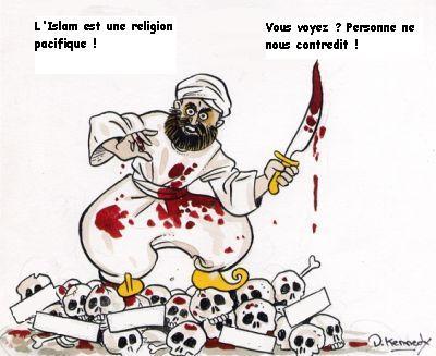 LA MONDIALISATION ET LES DANGERS DE L'ISLAM RADICAL Islamreligionpacifique