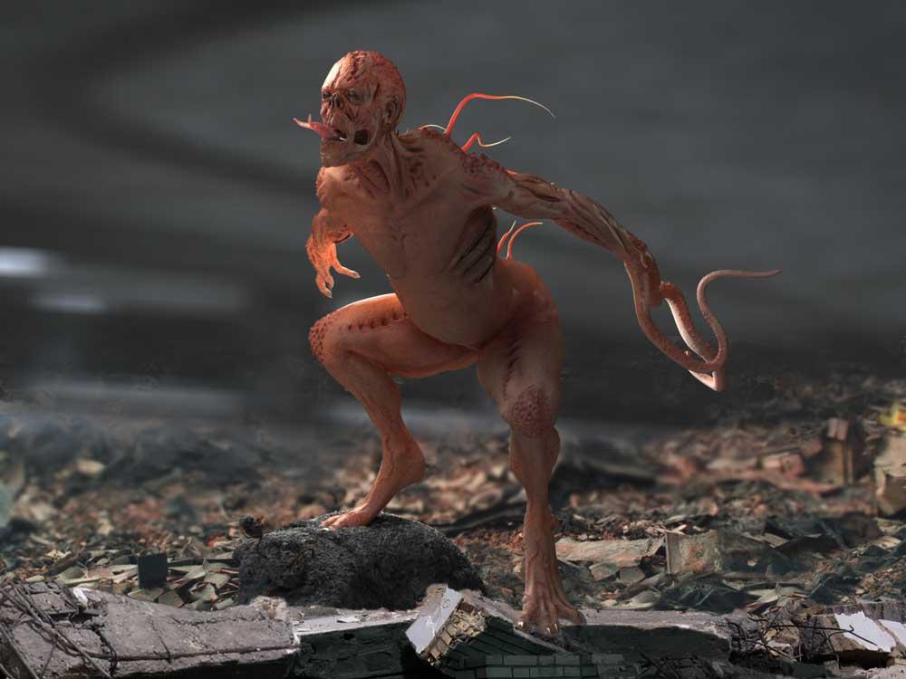 LA BIOLOGIE SYNTHETIQUE ET SES CONSEQUENCES FUNESTES Mutant_zpsaeed2c81
