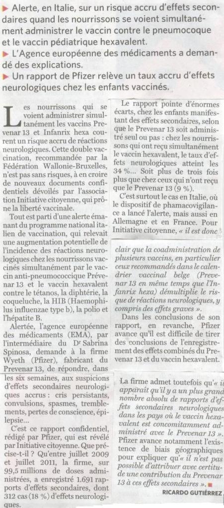 DEPOPULATION VIA LES PANDEMIES FABRIQUEES DE TOUTE PIECE, LES VACCINS TOXIQUES ET LA MEDECINE ALLOPATHIQUE - Page 8 Soir--8-