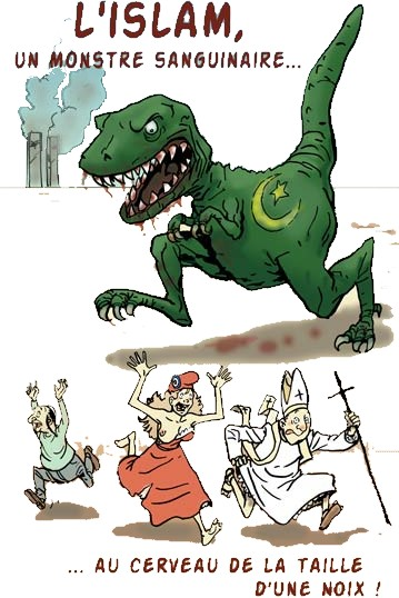 LA MONDIALISATION ET LES DANGERS DE L'ISLAM RADICAL Tyranislam