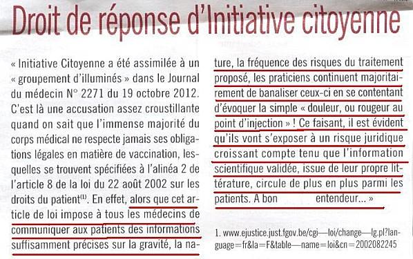 DEPOPULATION VIA LES PANDEMIES FABRIQUEES DE TOUTE PIECE, LES VACCINS TOXIQUES ET LA MEDECINE ALLOPATHIQUE - Page 8 Vaccinimage2_Droit-de-reponse
