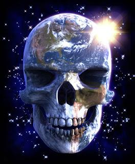 DEPOPULATION VIA LA TECHNOLOGIE NUCLEAIRE - Page 2 Earth_skull_fs_zps32a2fe79