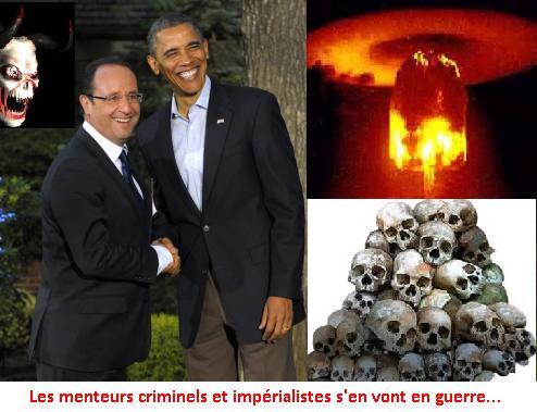 NOUVEL ORDRE MONDIAL : DE QUOI SE COMPOSE-T-IL, ET QUELS SONT SES BUTS ? - Page 25 Hollande_obama_guerre_zps59f2601b