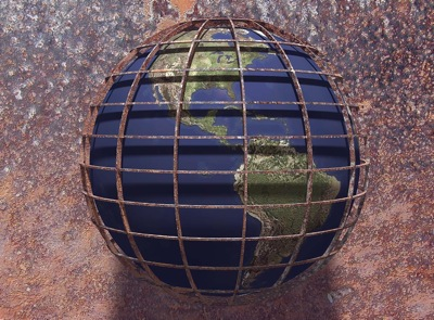 2012 : PISTAGE DES CITOYENS : SATELLITES, CAMERAS, SCANNERS, BASES DE DONNEES, IDENTITE & BIOMETRIE Illuminati-prison-planet