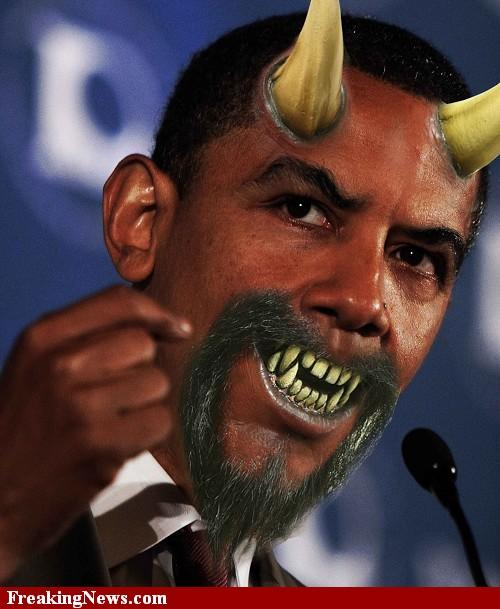 NOUVEL ORDRE MONDIAL : DE QUOI SE COMPOSE-T-IL, ET QUELS SONT SES BUTS ? - Page 26 Barack-Obama-as-the-Devil---84413_zpscc5a5ecd