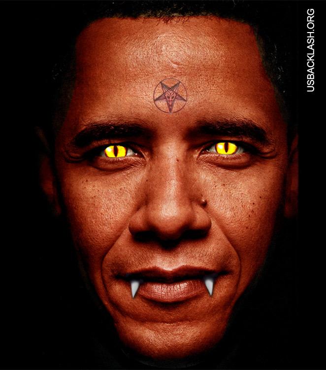 EFFONDREMENT ECONOMIQUE MONDIAL - Page 12 Obama-is-the-devil-04_zpsa85de3fa